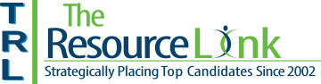 The Resource Link | Strategically Placing Top Candidates Since 2002